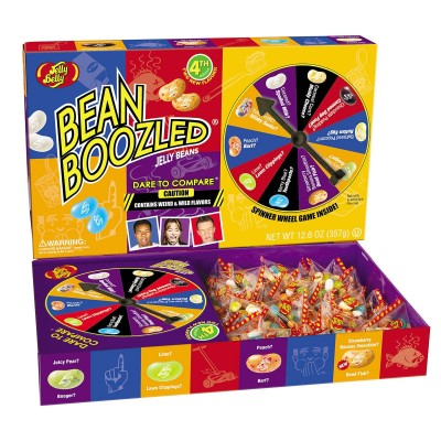 Jelly Belly Bean Boozled  Jumbo (Бин Бузлд) 357 г