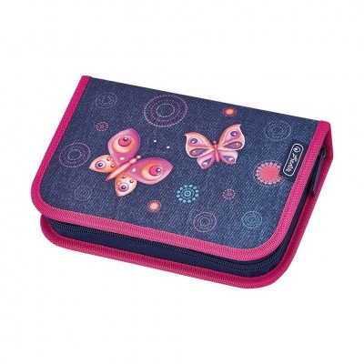 Пенал Herlitz 50008506 Butterfly Dreams