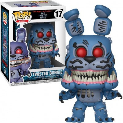 Фигурка Funko POP FNAF Twisted Bonnie 28806
