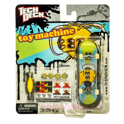 Фингерборд Tech Deck Toy Machine Skateboards 20024376