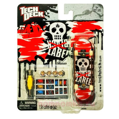 Фингерборд Tech Deck Black Label 20024381
