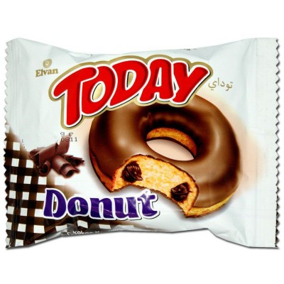 Пончик Today Donut Chocolate 50 г