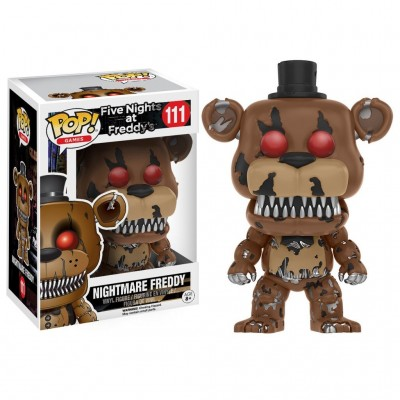 Фигурка Funko POP FNAF Nightmare Freddy 11064