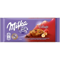 Milka Collage Fruit