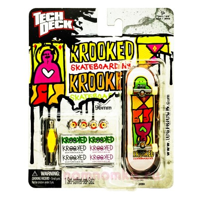 Фингерборд Tech Deck Krooked Skateboarding 20024384