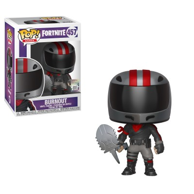 Фигурка Funko POP Fortnite S2 Burnout 34468