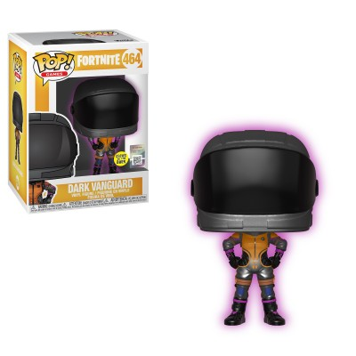 Фигурка Funko POP Fortnite S2 Dark Vanguard (Glow) 36914