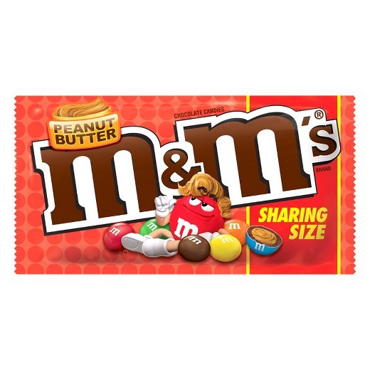 M&M's Peanut butter 80,2 г