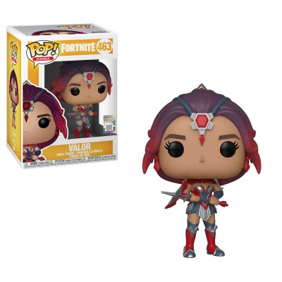 Фигурка Funko POP Fortnite S2 Valor 36025