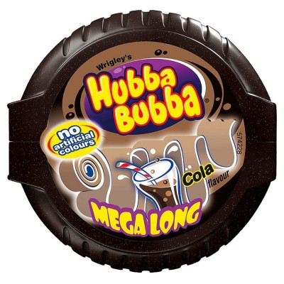 Жвачка Hubba Bubba Mega Long Cola