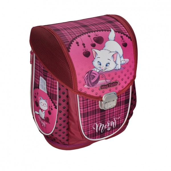 5df5dff62737 Ранец школьный MagTaller Ezzy III Cat 20717-52 купить в интернет ...