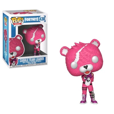 Фигурка Funko POP Fortnite S3 Cuddle Team Leader 40948