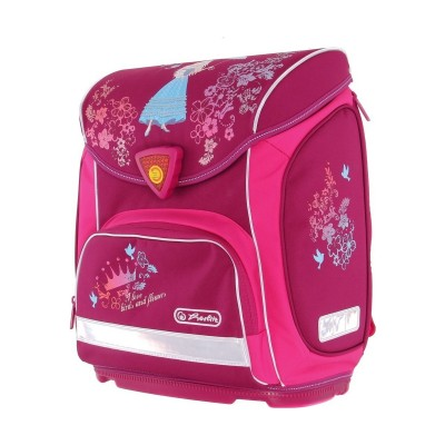 Ранец Herlitz 11352051 Sporti Flower Princess