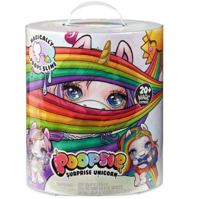 Игрушка Poopsie Slime Unicorn Surprise: Rainbow Brightstar or Oopsie Starlight