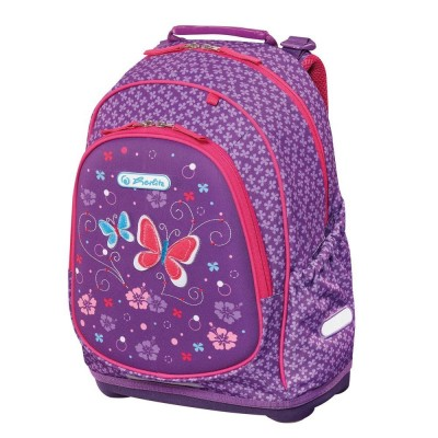 Рюкзак Herlitz 50013982 Bliss Purple Butterfly