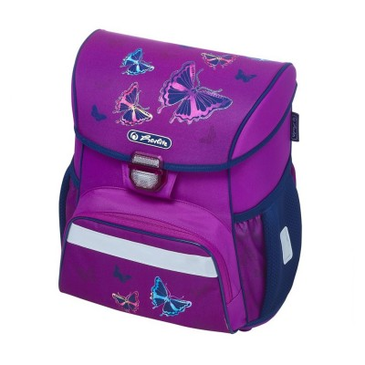 Ранец Herlitz 50020584 New Loop Glitter Butterfly