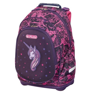 Рюкзак Herlitz 50013999 Bliss Unicorn Night