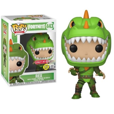 Фигурка Funko POP Fortnite S3 Rex (GW) (Exc) 40944