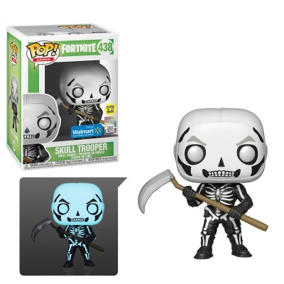 Фигурка Funko POP Fortnite S3 Skull Trooper (GW) (Exc) 40945