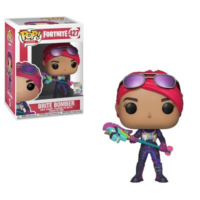Фигурка Funko POP Fortnite Brite Bomber 36721