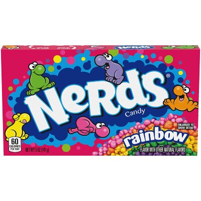 Wonka Nerds Rainbow 141 г